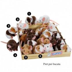 Soricel sau Hamster - jucarie din plus 12 cm