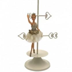 Balerina dansand costum auriu