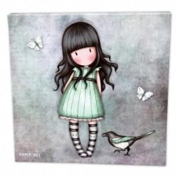 Tablou 24x24 canvas Gorjuss- I Stole Your Heart