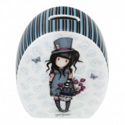 Pusculita ceramica Gorjuss - The Hatter