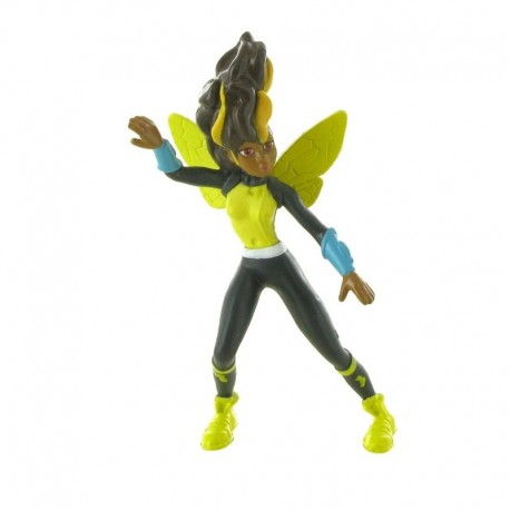 Figurina Comansi - Super Hero Girls- Bumblebee Girl