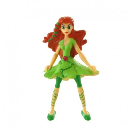 Figurina Comansi - Super Hero Girls- Poison Ivy