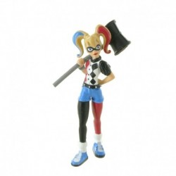 Figurina Comansi - Super Hero Girls- Harley Quinn