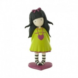 Figurina Comansi - Gorjuss- Heartfelt