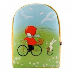 Poppi Love Rucsac fermoar gradi Cycling