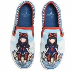 Espadrile panza Santoro Gorjusss-Little Fishes