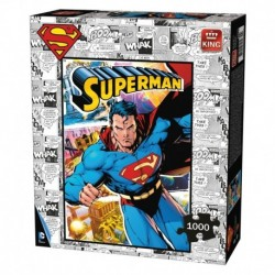 Puzzle 1000 piese Superman