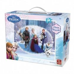 Puzzle 24 piese Frozen
