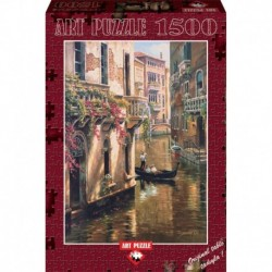 Puzzle 1500 piese Afternoon Chat - SUNG KIM