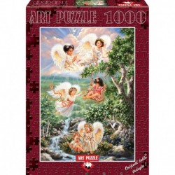 Puzzle 1000 piese Angels of hope DONA GELSINGER