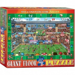 Puzzle 48 piese Spot & Find Soccer