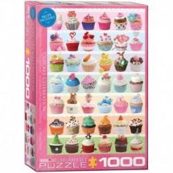 Puzzle 1000 piese Cupcake Celebration