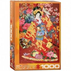 Puzzle 1000 piese Agemaki - Haruyo Morita (mare)