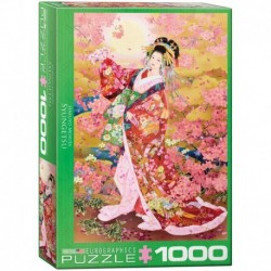 Puzzle 1000 piese Syungetsu - Haruyo Morita