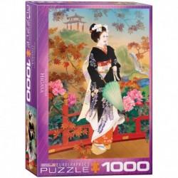 Puzzle 1000 piese Higasa - Haruyo Morita