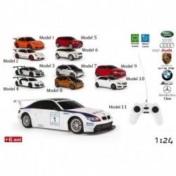 Jucarie masina cu radiocomanda 1:24 6 modele culori variate