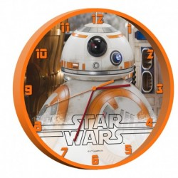 Ceas de perete Star Wars orange