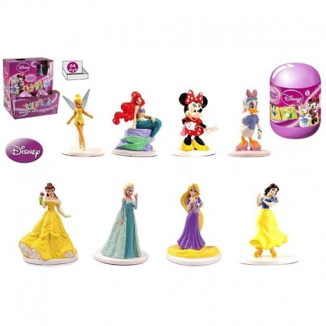 Mini-figurina Disney in capsula - Printese-Minnie