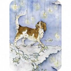 Felicitare Eclectic-The Spaniel
