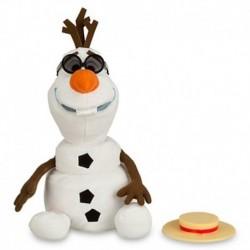 Plus Frozen omul de zapada Olaf cu mecanism si sunet