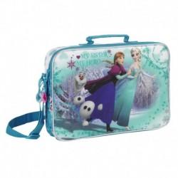 Geanta de scoala colectia Frozen Ice Disney