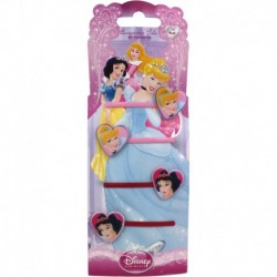 Set accesorii pentru par-agrafe Disney Princess