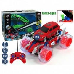 Masina cu roti rosii 7F RC cu radiocomanda
