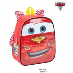 Rucsac junior Lightning McQueen - Cars 2