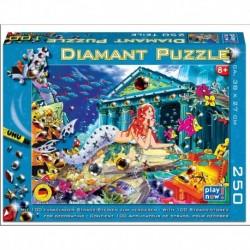 Puzzle pentru copii  250 piese Diamant