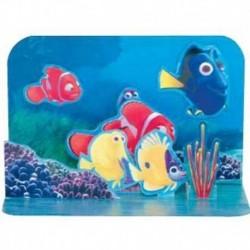 Felicitare 3D Pestisorul Nemo Disney