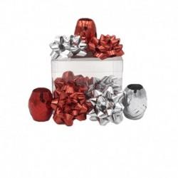 Set accesorii impachetat panglica si funde