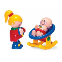 Fetita si Bebelus First Friends Tolo