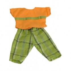 Set pantaloni si bluza papusi 40-42 cm - Miniland