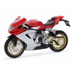 Motocicleta MV AGUSTA F3 SERIE ORO 2012  scara 1:18