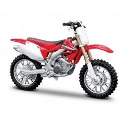 Motocicleta Honda CRF450R  scara 1:18