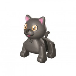 Pisicuta interactiva - negru