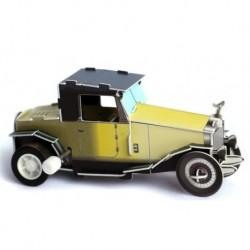 Creeaza-ti propria masina clasica galbena