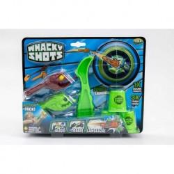 Set 2 figurine si accesorii Wacky Shots