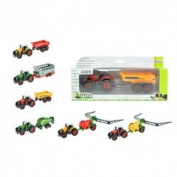 Tractor cu platforma
