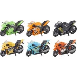 Motocicleta 10cm