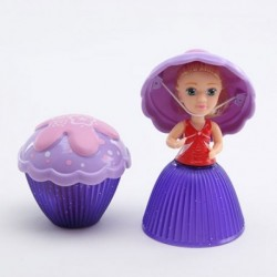 Set 3 papusi mini cupcake - Mary  Valerie  Gwenn