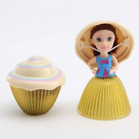 Set 3 papusi mini cupcake - Tasha  Maggie  Carmella