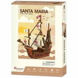 Puzzle 3D - Santa Maria