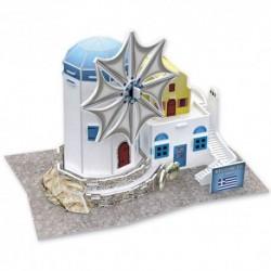 Puzzle 3D - Windmill