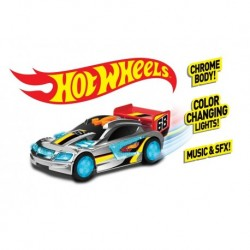 Masina de curse - TIME TRACKER - Hot Wheels