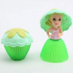 Set 3 papusi mini cupcake - Crysta  Gina  Ariana