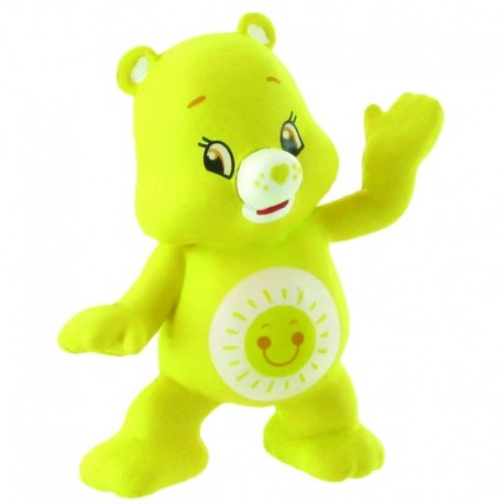 Figurina Comansi - Care Bears- Funshine Bear