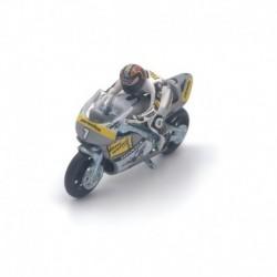 Motocicleta met.cu pilot 122