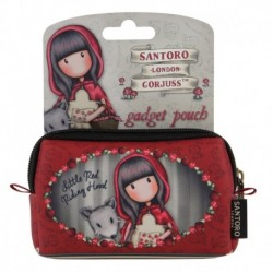 Pouch Gadget Gorjuss Little Red Riding Hood