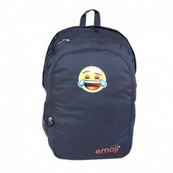 Ghiozdan Emoji Classic negru